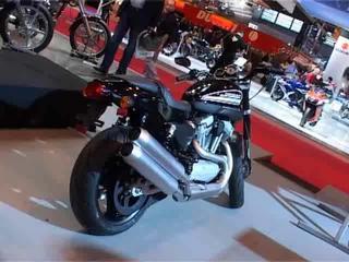 mondial du 2 roues 2007 nouveaut s motos actu direct. Black Bedroom Furniture Sets. Home Design Ideas
