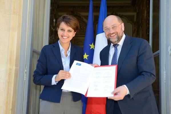 RDV ce soir au meeting de Villeurbanne http://t.co/wGThQiLgMl Dimanche votons pour #NotreEurope av..