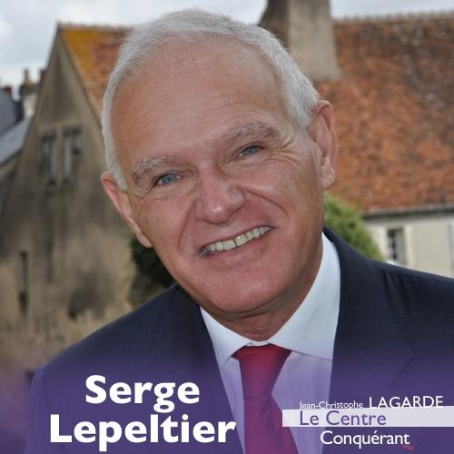 Merci à S. Lepeltier, ancien Min. de l'Environnement et membre du BN du PR, pour son soutien ! htt..