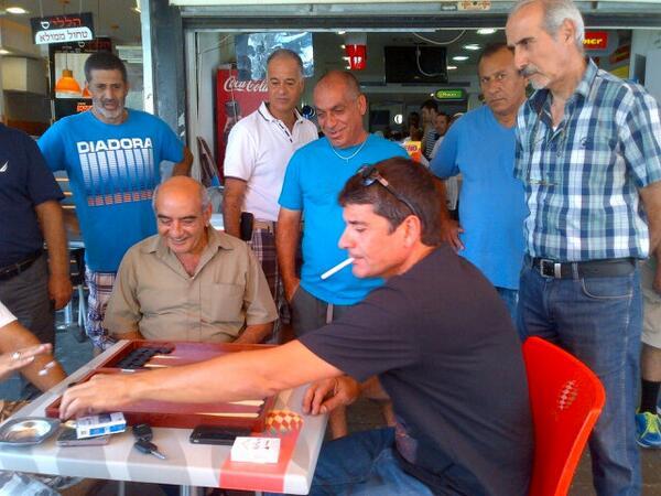 Habitants d'ashkelon . http://t.co/rzIfVYVizK