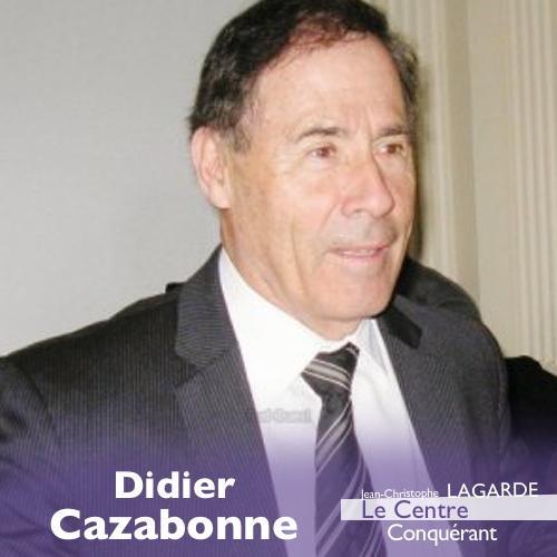 Merci à Didier Cazabonne, Maire-adjoint de Bordeaux, pour son soutien ! #LeCentreConquérant http:/..