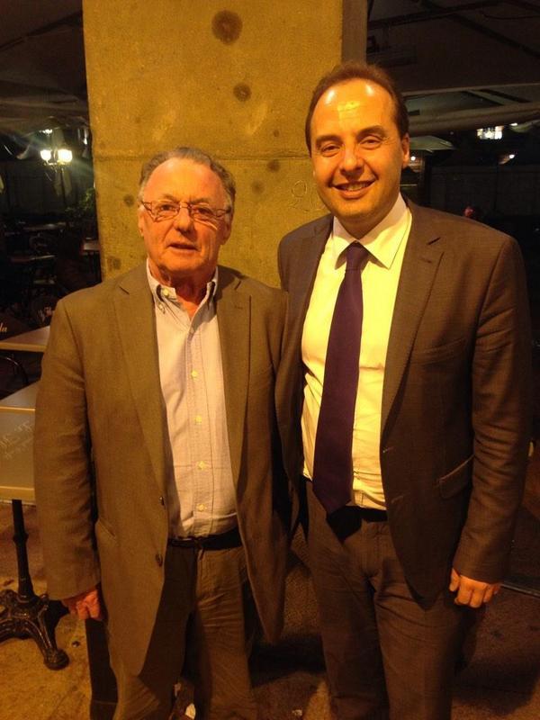 Merci JC PELLEGRINO Alliance Centriste 3. «J'ai voté @JCFromantin au 1er tour, je vote @jcl..