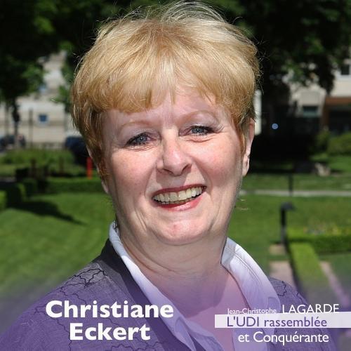 Merci à Christiane Eckert, Ancienne secrétaire départementale du Nouveau Centre Haut-Rhin ! #Rasse..