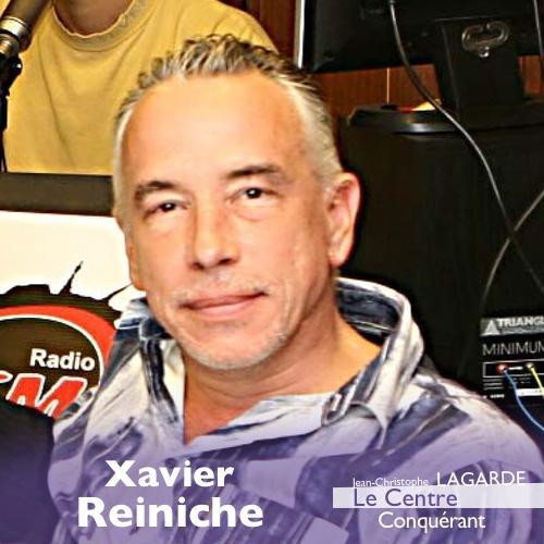 Merci à Xavier Reiniche, Vice-président de l'Alliance Centriste du Tarn-et-Garonne, pour son souti..