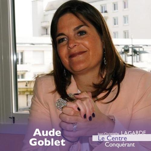 Merci à Aude Goblet, Maire-adjointe de Joué-les-Tours, pour son soutien ! #LeCentreConquérant http..