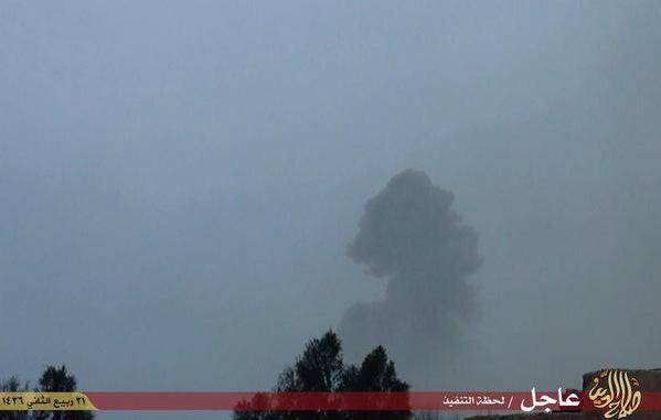 L'#EI annonce la mort du Français Abu Talha al Faransi dans une opération kamikaze en #Irak ..