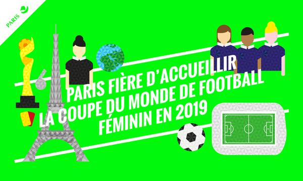 En 2019 paris accueillera plusieurs matchs de la coupe - Football feminin coupe du monde 2015 ...