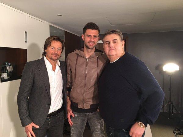 Interview avec Thiago Motta avec @DanielBravo7 dimanche dans le Cfc https://t.co/IQbW98J2Jb