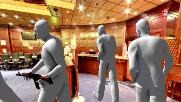 braquage au casino d 39 aix en provence les clients terroris s actu direct. Black Bedroom Furniture Sets. Home Design Ideas