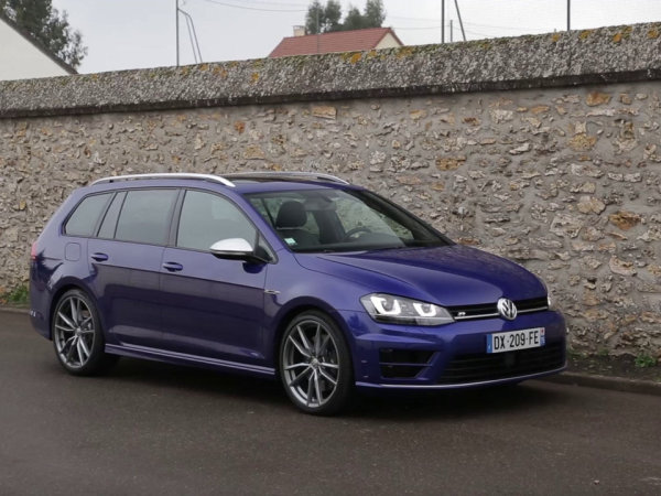 essai volkswagen golf sw r 2016 actu direct. Black Bedroom Furniture Sets. Home Design Ideas