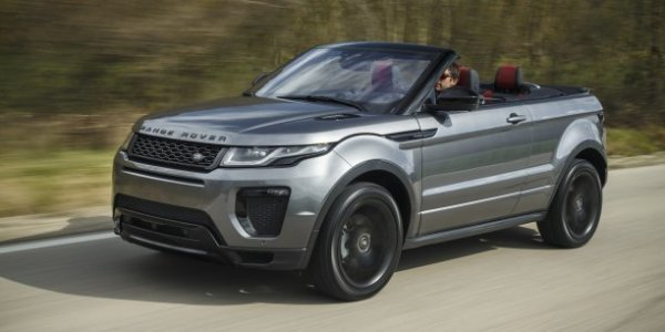 land rover evoque convertible on aimerait tant l 39 aimer actu direct. Black Bedroom Furniture Sets. Home Design Ideas