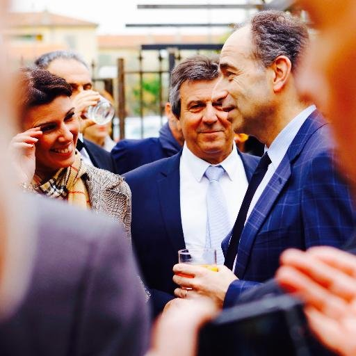 Félicitation à Jean-Pierre #Sauvage qui a reçu le #PrixNobel de chimie ! Quelle fierté de voir la ..