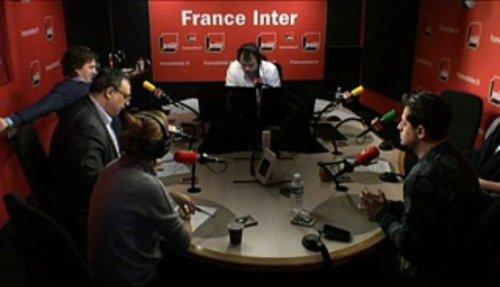 Augustin trapenard sur inter la bande annonce actu direct - France inter augustin trapenard ...