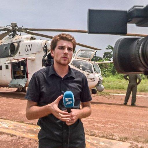 L'aéroport de Tombouctou après les attaques sur le camp @UN_MINUSMA et Barkhane par au moins 3 véh..