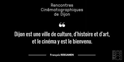 Rencontres cinema dijon 2017