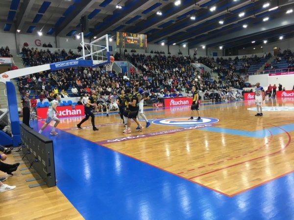 .@TeamSQBB – Rueil Athletic Club : du bon basket et une belle ambiance ! 🏀 https://t..