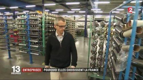 Entreprises : pourquoi choisissent-elles la France ?