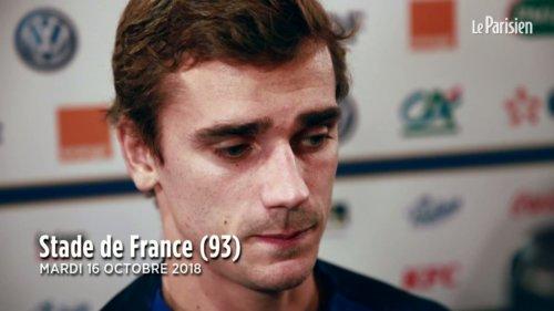 Antoine Griezmann : «On a revu l'équipe championne du monde»